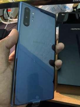 Samsung galaxy note10plus ram12gb/256gb