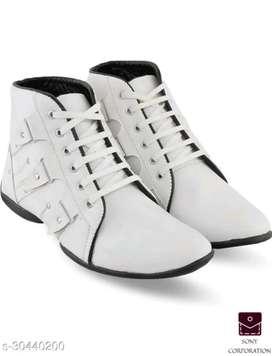 Classic Men Boots  Material