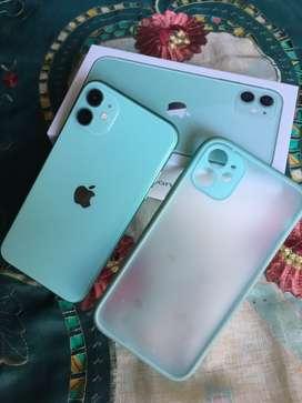 iphone 11 128gb mulus full sett ori
