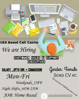 USA BASED CALL CENTER