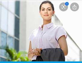 Urgent hiring of sales person female