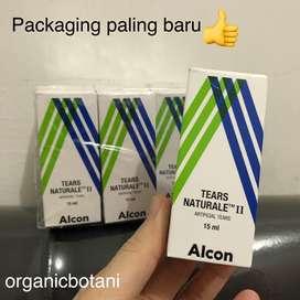 Tetes Mata Kering ALCON tears naturale Malaysia.