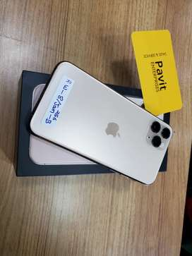 Apple Iphone 11 pro 64GB at just 55900