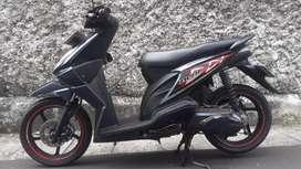 beat cw karbu 2012 motor bagus mesin cvt normal
