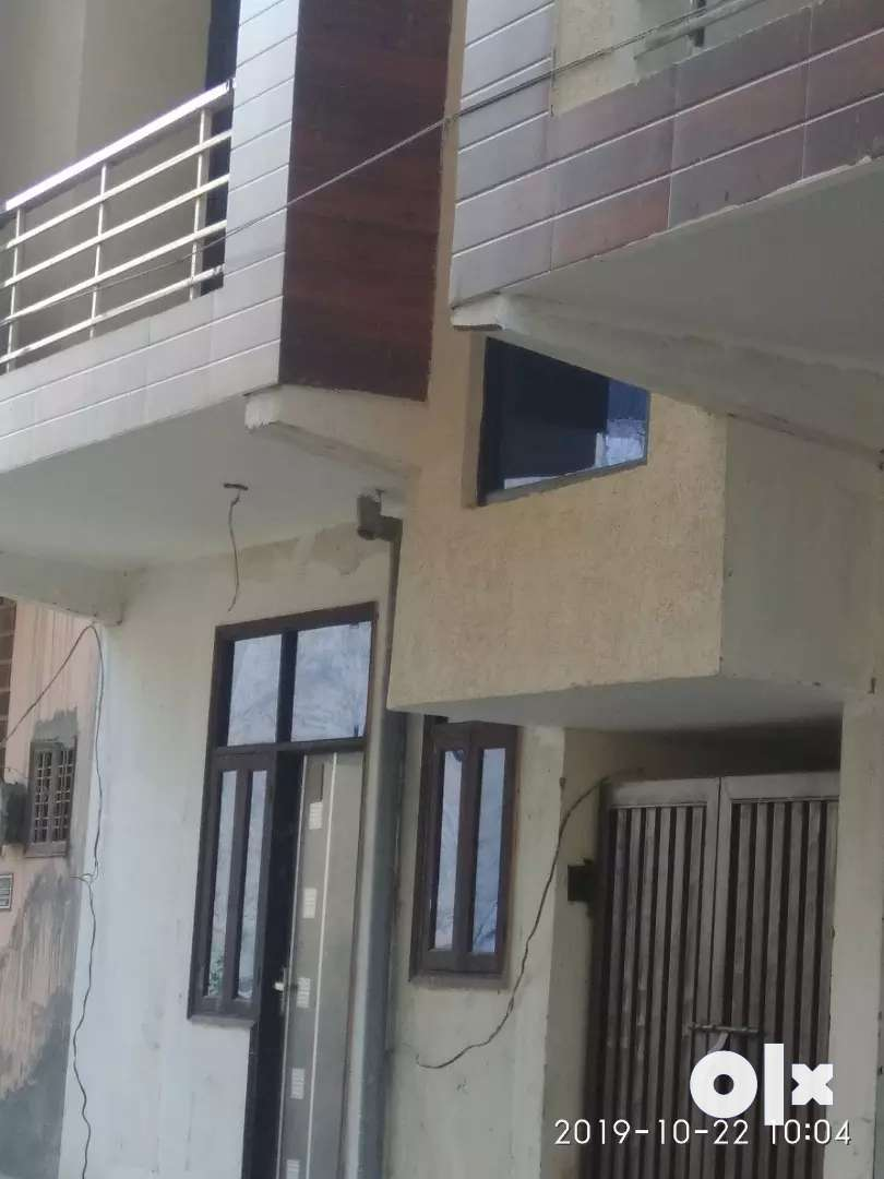 Home 75sqyd two floors in rajendra park gurgaon 0