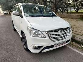 Toyota Innova 2.5 G (Diesel) 8 Seater, 2012, Diesel