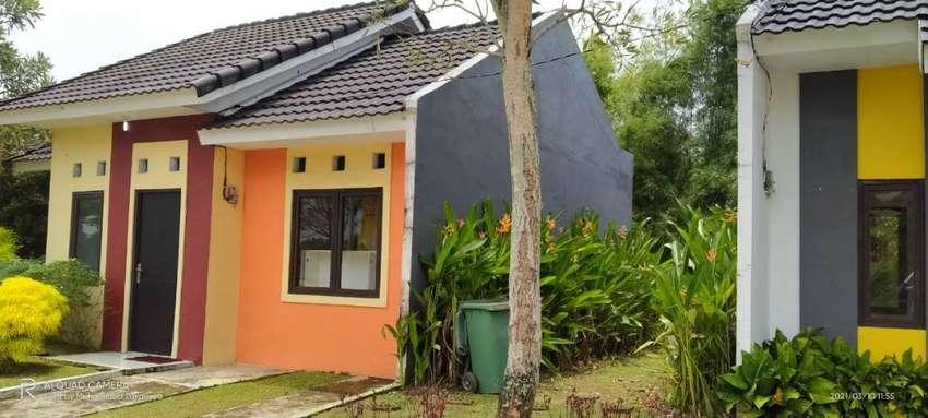 Rumah cluster Bourvadiahill,nyaman fasilitas lengkap Subsidi Maja