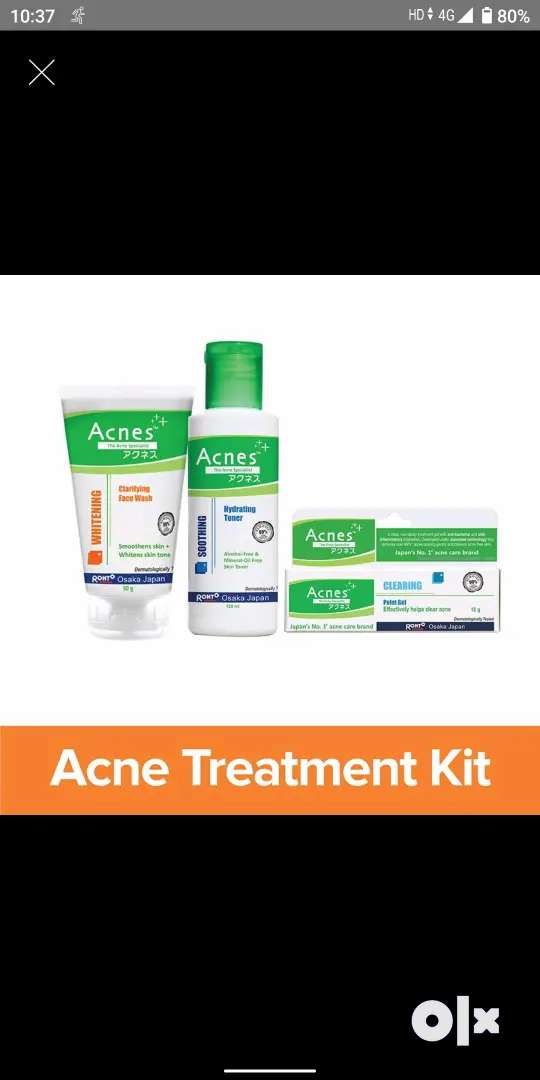 Acne removal kit 0