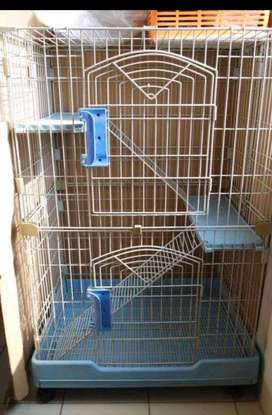 Kandang Kucing/ Anjing/ kelinci