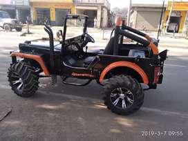 Gora jeeps