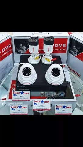 Promo pasang 2 Kamera 1jt400rb garansi unit 1 tahun