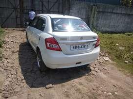 I want to buy a new car so I want to sale my old dzire white car