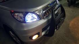 Terios TS xtra silver km 67 rb, th 2013 akhir, stnk 2014
