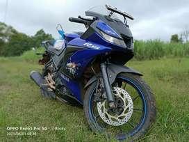 Yamaha showroom condition bike