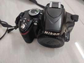 Camera- Nikon D3200