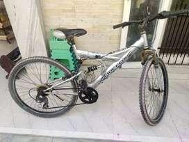 Firefox gear cycle