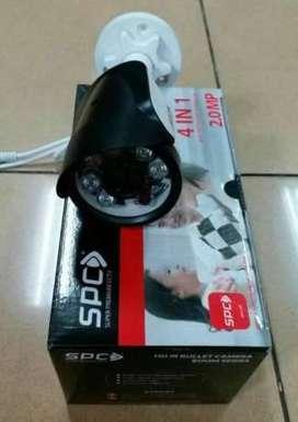 Paket lengkap SPC 2 Camera Siap Setting Online HP