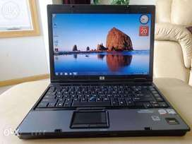 "HP Core 2 duo 2gb /160gb 14"" wifi Rs.6000 Laptop for Sell"