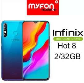 Infinix hot 8 garansi resmi