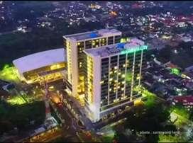 Kawasa dan Unit Terluas Di Jogja Mataram City Siap Huni