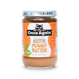 Unsweetened Peanut butter sehat Keto made in USA