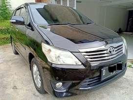 Innova V Diesel (D) Nama Sendiri Thn 2012 Siap Pakai Dan Tidak Kecewa