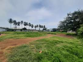 60,000 sq.ft Commercial land for rent just 3.5km from Erode BS.