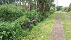 Jual Tanah SHM 1750m2 daerah Kedayon dekat Taman Wisata KOPENG