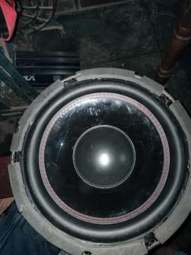 12 inch base tube speaker best quality