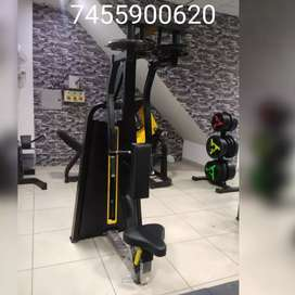 Gym full new branded setup fully commercial manufacturer