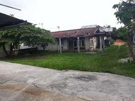 Tanah murah tengah kota cocok untuk kos kosan/rumah bulatan