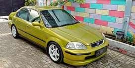 Civic Ferio 1996 MT Kuning Metalik