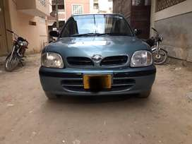 Nissan march 1999 / 2006