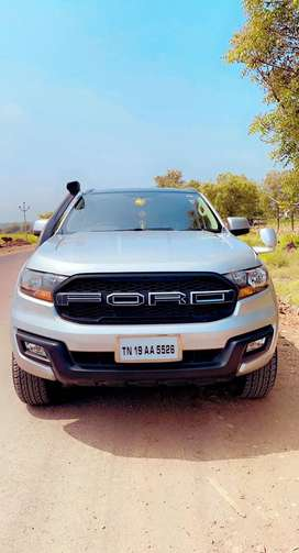 Ford Endeavour 2016 Diesel 47800 Km Driven