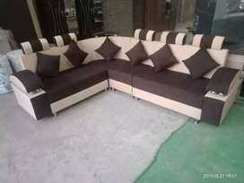 Brand New Corner Sofa Real Price Rs:10,999