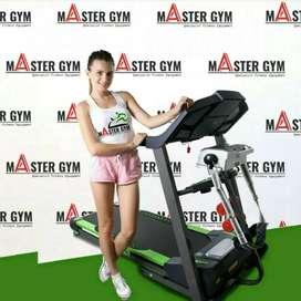 Jual Alat Fitnes Treadmil Elektrik SF/1283 - Kunjungi Toko Kami