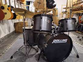 Drum set rolling elite series