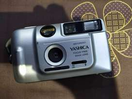 YASHICA Camera With supper lens