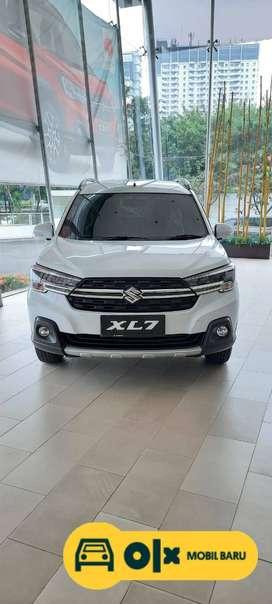 [Mobil Baru] SUZUKI XL7 BETA MT DP 24 JUTAAN NIK 2020