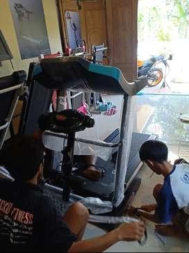 treadmill elektrik fc osaka m d2