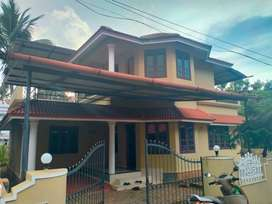 thrissur peramangalam 8 cent 3 bhk  villa