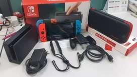 Nintendo Switch 64 GB Full Set