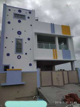 MURAli NEW 4 BHK TWO PORTION RENTAL INCOME HOUSE SALE IN VLANKURCHI