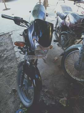 12/4/2013 modal good condition bike ,new tire everything's fine