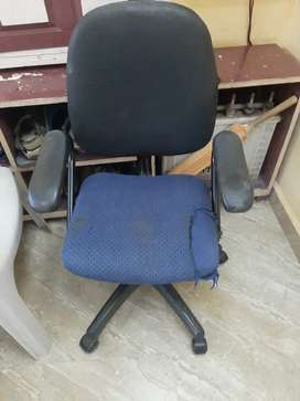 Swing chair for computer Table