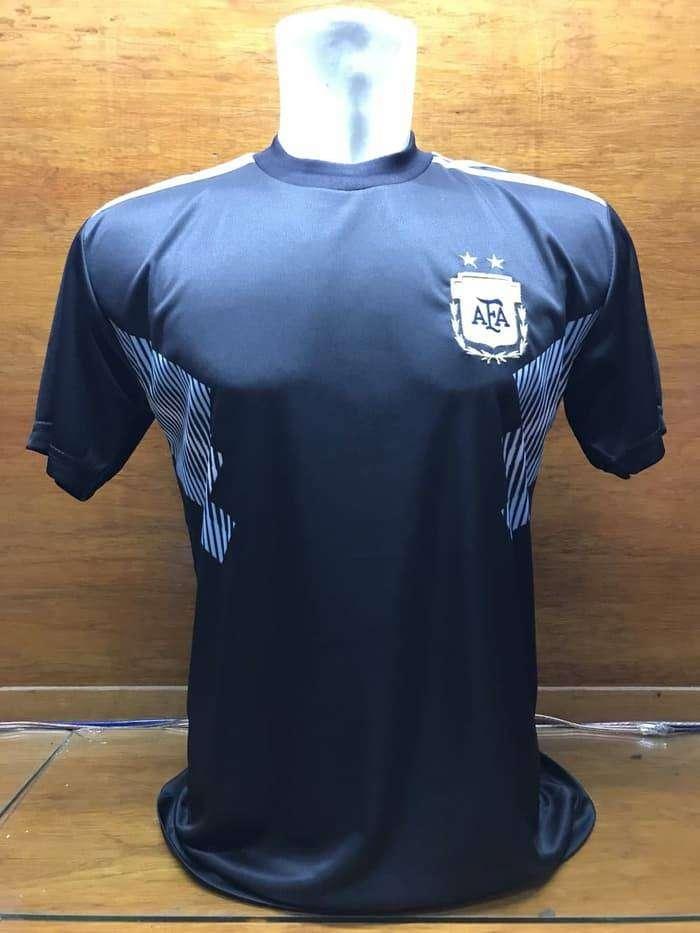 Kaos Jersey Sevenstar Argentina Tanggung 0