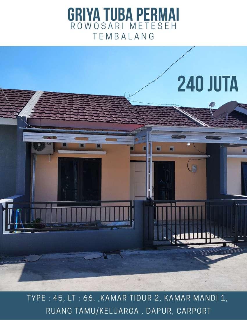Rumah Siap Huni Murah di Meteseh Rowosari Tembalang Semarang 0