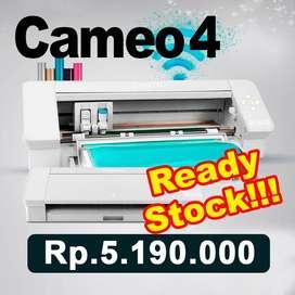 CAMEO 4 Alat Pemotong Polyflex Mesin Cutting Sticker Cetak Vinyl Mini