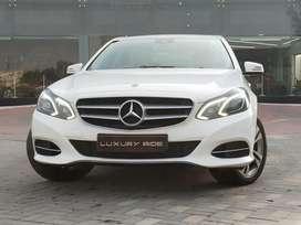 Mercedes-Benz E-Class, 2013, Diesel