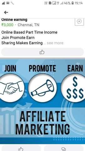 Ecommerce affiliate business